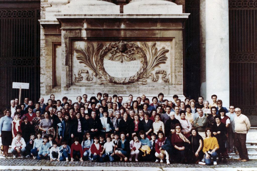 Gita parrocchiale presso la Basilica di San Giovanni in Laterano a Roma
